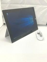 Octa kerntablette 32gb zoll online-Microsoft Surface 3 64 GB / 128 GB, Wi-Fi, 10,8 Zoll, 1,6 GHz, 2 GB / 4 GB, Silver Tablet