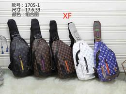 Famoso Designer de moda feminina sacos de sacos de jet set viagem senhora PU bolsas de couro bolsa ombro tote feminino 1705-1 de