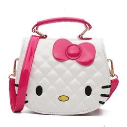 2019 привет котенок взрослые Мультфильм Hello kitty Bowknot девушки сумка дети тотализатор игрушки девушки сумка искусственная кожа плюшевый рюкзак лучшие подарки для девочек взрослых дешево привет котенок взрослые