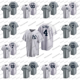 2021 mickey mantle 2020 New 3 Babe Ruth 26 DJ LeMahieu Gleyber Torres Gary Sanchez 99 Aaron Juiz Gerrit Cole Mickey Mantle Lou Gehrig Clint Frazier Jersey