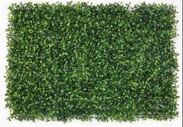piante artificiali di boxwood Sconti NOVITÀ Erba artificiale stuoia di legno massello di bosso Erba di Milano per giardino, casa, decorazione di matrimoni Piante artificiali