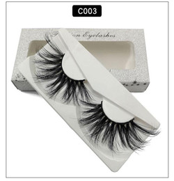 131ffeaac68 dramatic false lashes Promo Codes - NEW 30mm 3D Mink Eyelashes 16 Style False  Eyelashes Big