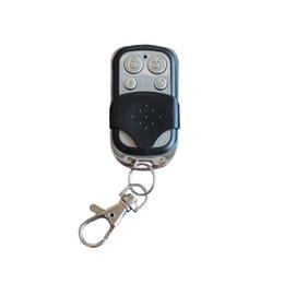 Control remoto de garaje clon online-Duplicador de control remoto de la puerta del garaje de clonación de 4 canales 433.92MHz
