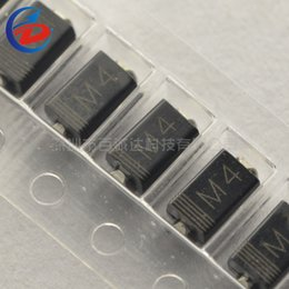 200Pcs Pack 1N4004 IN4004 1A 400V rectifier diode