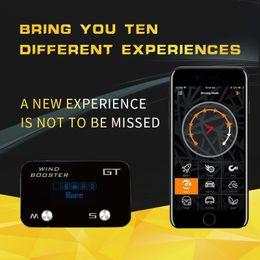 Acelerador eletrônico on-line-Acelerador Acelerador Controlador de Acelerador Eletrônico Bluetooth Inteligente Para O Carro BMW E46 E90 E60 E90 F10 F10 X5 X6 X4 X3 G30 G20