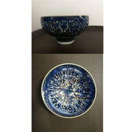 Bols chinois traditionnels en Ligne-Collection Jingdezhen Ciel émail rouge thé yeux porcelaine chinoise traditionnelle Savoir-faire douce tasse en forme de bol tasse de thé