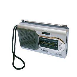 altavoces antiguos Rebajas Antena de alta sensibilidad Ancianos FM AM Altavoz Manual Plástico Mini radio portátil Receptor ligero portátil