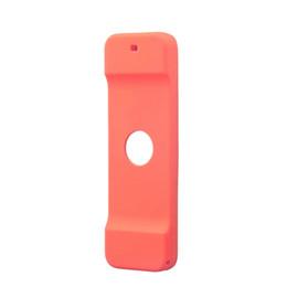 Custodia sagomata in silicone per Apple TV 4 Custodia proteggi telecomando con protezione cordino Protezione al dettaglio per TV4 supplier lanyards strap da cinghia di cordini fornitori