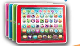 educazione compresse Sconti nuovi giocattoli educativi per bambini 2019 Macchina per l'apprendimento di tablet di grandi dimensioni Giocattoli educativi per bambini per la lettura di punti per l'educazione precoce dei bambini