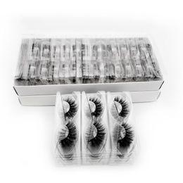 olhos azuis cílios falsos Desconto 30 pares de cílios mão Atacado Feito Mink cílios 3d Mink cabelo Lashes cílios naturais Maquiagem 3d Desconto cílios postiços