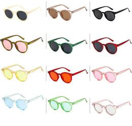 Свободные стекла фарфора перевозкы груза онлайн-(СДЕЛАНО В КИТАЕ) Бесплатная доставка Mix Отправить 12 цветов Новые классические металлические круглые очки унисекс спортивные солнцезащитные очки Открытый солнцезащитные очки на велосипеде