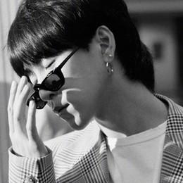 2019 gros hip hop femmes des lunettes de soleil Gros-nouvelle eau rouge net avec le même paragraphe lunettes de soleil rectangulaires hip hop hommes et femmes marée lunettes de soleil super fire lunettes de soleil gros hip hop femmes des lunettes de soleil pas cher