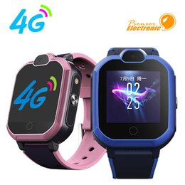 new smart watches Promo Codes - 2019 NEW 4G Child T6 Smart Watch Phone GPS Kids Smart Watch Waterproof Wifi Antil-lost SIM Location Tracker Smartwatch HD Video Call