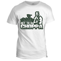 bd504977 Arnold Inspired Choppa Gym Bodybuilding UFC MMA Golds Training Workout T  Shirt Newest Top Tees,Fashion Style Men Tee,