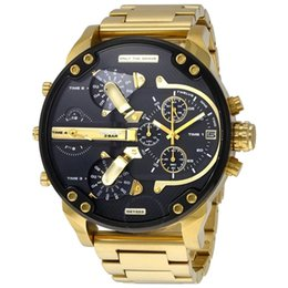 Deporte de lujo militar montres para hombre nuevo reloj original gran dial pantalla relojes dz reloj dz7331 DZ7312 DZ7315 DZ7333 DZ7311 desde fabricantes