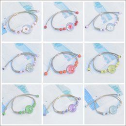 south korea popular jewelry Coupons - Japan, South Korea, Europe and the United States popular jewelry Dried flower specimens eternal flower bracelet