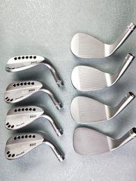 golf keile Rabatt Geschmiedeter Golfzuckerkeilsatz Golfkeilsplitter 48/50/52/54/56/58/60 Grad Stahlschaft mit Kopfdeckel