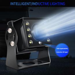 Gece Görüş LED Lambaları Ters HD Kamera Kamyon Kör Nokta Dikiz LED Araba Izleme Geri Görüntü araba dvr supplier reverse monitors nereden ters monitörler tedarikçiler