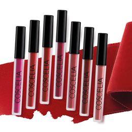 lippenstift lipgloss nackte schönheit Rabatt 15 farbe matte sexy flüssigkeit lipgloss make-up samt nude lipgloss wasserdicht flüssig matte lippenstift langanhaltende beauty make-up