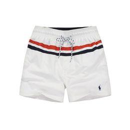 2019 Pantalones cortos de diseño para hombre Pantalones de caballo pequeños Traje de baño Polos de playa de verano POLO de verano Para el hombre Traje de baño Pantalones cortos de secado rápido desde fabricantes