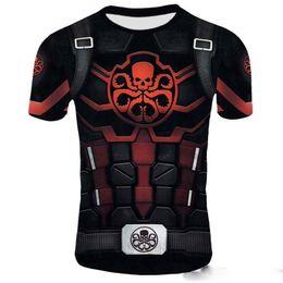 Hot Avengers Alliance 4 Phase Finale Quantum War 3D Imprimé T-shirts Hommes Compression Chemise Iron man Cosplay Costume À Manches Longues Tops ? partir de fabricateur