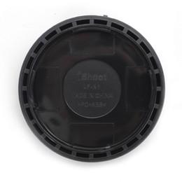 casquillos centrales a presión Rebajas iShoot posterior del objetivo Cap protector para cubrir Nikon Nikkor Z 58 mm f / 0,95 S Noct lente y Nikon Nikkor 24-70 mm Z f / 2,8 S de la lente