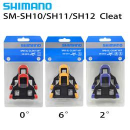 Shimano Spd Sl Grampo Set Sm Sh10 Sh11 Sh12 Set pedali Piastra mobile autobloccante Ingannare da pedaliere all'ingrosso fornitori