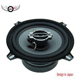 Polegada ohm alto-falantes on-line-1 par I compra chave 5,25 Speakers Inch Two-Ways Full Range Coaxial carro 150W 4 Ohm impedância mid-range