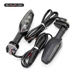 Yamaha v online-Luz indicadora de señal de giro LED para YAMAHA FZ16 V-MAX 1700 XT1200Z XTZ1200 WR250X WR250R Motocicleta intermitente delantero o trasero