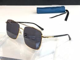 Wickeln sonnenbrille online-0610 Frauen Designer-Sonnenbrillen Plank Klassische Pilot Wrap Sonnenbrillen Retro Reichhaltiges Gläser UV400 Schutz mit Fall Kommen