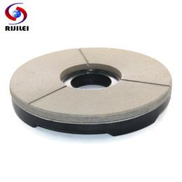 10 Inch 250mm Dia 50mm Nylon Fiber Abrasive Wheel 5P For Deburring Rust Removing