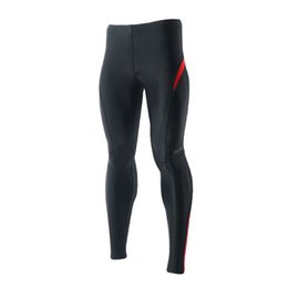 leggings de nylon de los hombres Rebajas Leggings deportivos transpirables para hombres Leggings deportivos Mallas para correr Pantalones de compresión Hombres Pantalones de capa base Culturismo