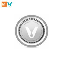 Argentina Xiaomi Viomi Esterilizador de refrigerador Desinfecte el filtro para verduras Frutas frescas Prevenga el olor Esterilización 99.9% seguro Suministro