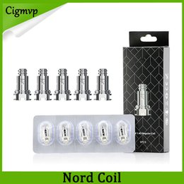 ceramic head coil replacement Coupons - Nord Replacement Coils Heads Regular 1.4ohm Mesh 0.6ohm Mesh-MTL Ceramic 1.4 ohm Coils Heads for Nord Kit