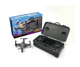 Wholesale Original Moda Mini Suitcase Drone CH GHz Quadrotor Crianças Brinquedos bagagem embalagem Drone Novo Design