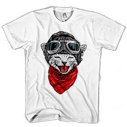 Camisa feminina clássica de colarinho branco on-line-Collar Gato Dos Desenhos Animados Homem / Mulher T-Shirt branco preto cinza calças vermelhas camiseta terno chapéu rosa t-shirt RETRO VINTAGE Clássico t-shirt