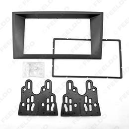 ford dash kit Desconto Rádio 2DIN carro Montagem Kits de instalação Stereo DVD Quadro Fascia Painel de traço para Ford Mondeo (2000-2007) # 1619