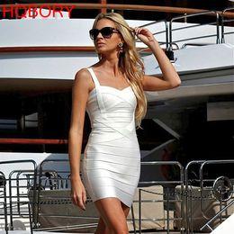 64d2bcc312565f5 Мини-ремень без рукавов белый 2018 гл эластичный трикотажный сексуальные  женщины дамы Bodycon новинка знаменитости летние платья повязки платья
