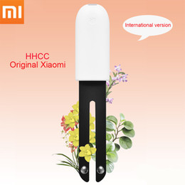Deutschland Xiaomi Mi Flora Monitor Internationale Version Blume Pflege HHCC Boden Wasser Licht Smart Tester Sensor Plant Detector Versorgung