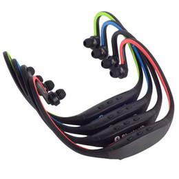 Heißer Verkaufs-Minisport-drahtloser Bluetooth V3.0 + EDR Kopfhörer-Kopfhörer-Kopfhörer für Samsung-Handy Iphone Laptop-PC mit Kleinkasten S9 von Fabrikanten