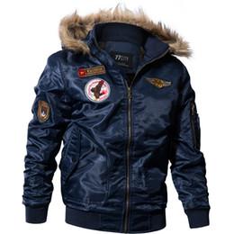2019 männer Kunstpelz Warme Hoodies Taktische Jacken Parks Homme Herren Winterjacke Mäntel Dicke Thermische Baumwolle Parka Jacke