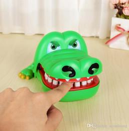2019 крокодил рот укус пальцем игры забавные животные играть дети подарок образовательные новинки игрушки от