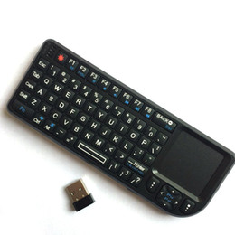Argentina Teclado inalámbrico USB Mute Mousepen Mini Smart ultra delgado Tijeras Pies Gamer Gaming Teclados para MAC LAPTOP Android TV BOX cheap scissors box Suministro
