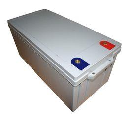 Железные аккумуляторы онлайн-LiFePO 4 12 В 250ah Литий-железо-фосфатный аккумулятор 12 В 3200 Вт + BMS беспошлинно