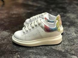 Mismos zapatos online-gama alta niños niños niñas moda zapatos zapatos de la misma marca de zapatos niños trianer