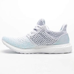 2019 zapatos parley Parley x 2019 Ultra Boost LTD Clima Missoni Ultra BOOST 4 UB hombre Mujer PK Zapatos ultraboost OG Zapatos blancos multicolores Talla 5-11 rebajas zapatos parley
