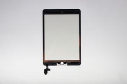 Pantalla táctil de reemplazo para iPad mini 3 Pantallas digitalizadoras táctiles IC Home Button Flex Cable Ensamblaje completo para ipad mini3 desde fabricantes