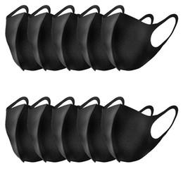 Santé Cyclisme Anti-poussière Coton bouche Masque Respiratoire Hommes Femmes lavables et réutilisables masques solides élégant ? partir de fabricateur
