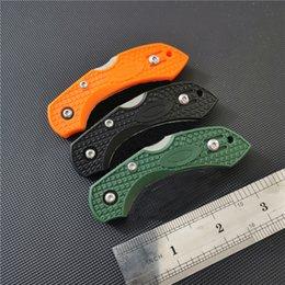 Aranha C28 POR2 Libélula 2 dobragem VG10 faca FRN manipular exterior campismo EDC C81 C10 C11 BM 940 BM781 ferramenta BM3300 BM810 de