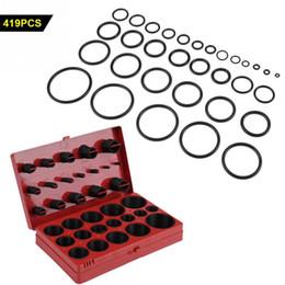 419 adet O-ring Çeşitler Seti Mühür Conta Evrensel Kauçuk O Ring Kiti R01-R32 nereden